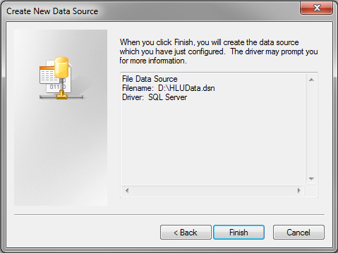4  Linking Access to SQL Server — HLU Tool Technical Guide